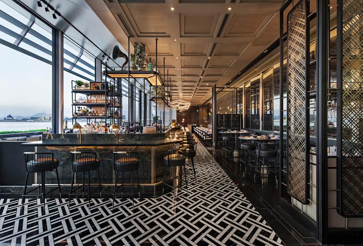Ресторан в Гонконге в стиле киноленты Вонга Кар-Вая «Любовное настроение» (фото 4)