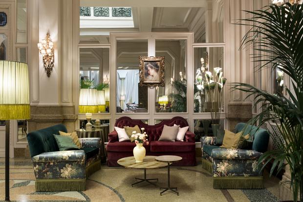 Dimore Studio обновили интерьеры Grand Hotel et de Milan (фото 2)