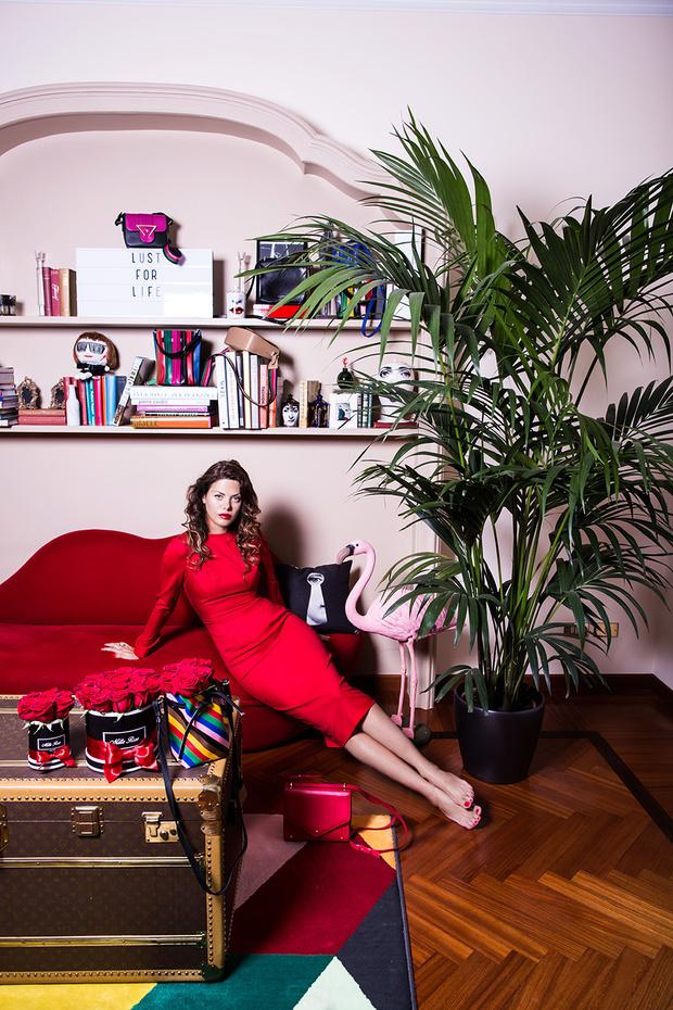"""Сара Батталья: """"Досадные ошибки могут дать больше, чем самый успешный проект"""" фото"""