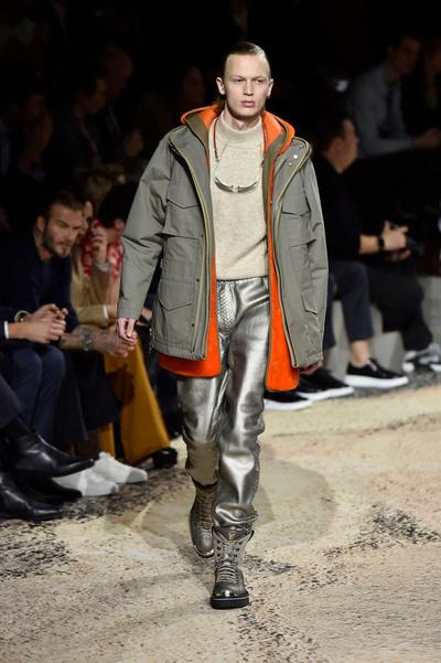 Главное, что случилось на Неделе мужской моды в Париже (галерея 1, фото 1)