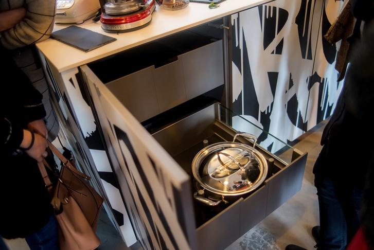 Nolte Küchen на St. Petersburg Design Week