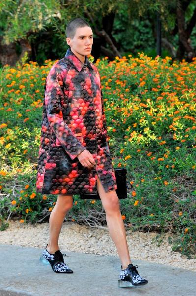 Показ круизной коллекции Louis Vuitton в Палм-Спринг | галерея [1] фото [38]