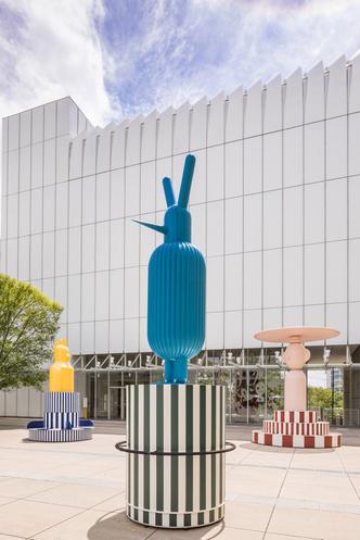 Инсталляция Хайме Айона в Художественном Музее Атланты