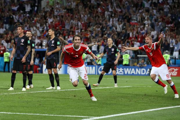 Россия - Хорватия 3:2 (фото 6)