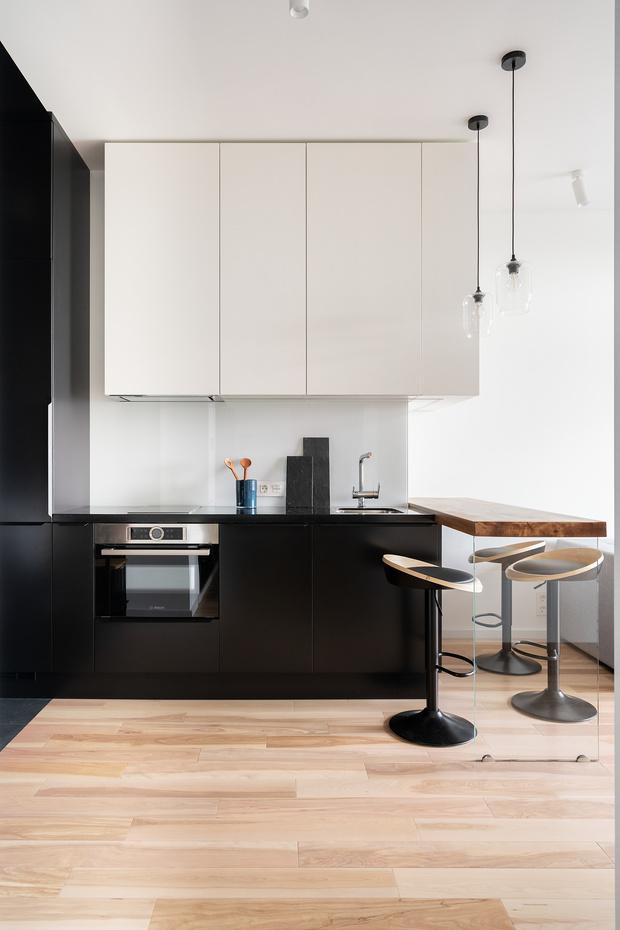 Минималистичная квартира 54 м² в Химках (фото 11)