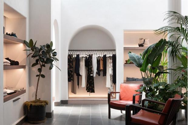 Концептуальный бутик в Нью-Йорке (фото 0)