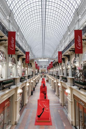 Must see: выставка Cartier в ГУМе (фото 3.1)