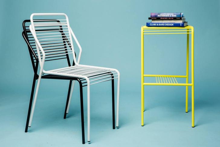 Русский дизайн: стулья от Александра Жуковского (фото 2)