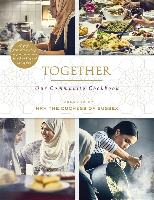Меган Маркл выпустила свою первую кулинарную книгу (фото 1)