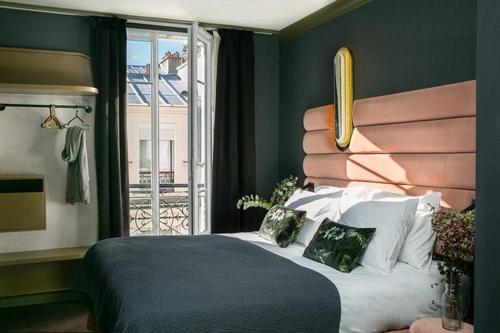 Отель в Париже в стиле ар-деко (фото 5)