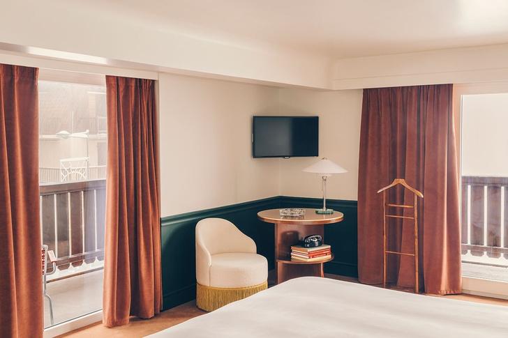 Experimental Chalet: новый дизайнерский отель в Альпах (фото 7)
