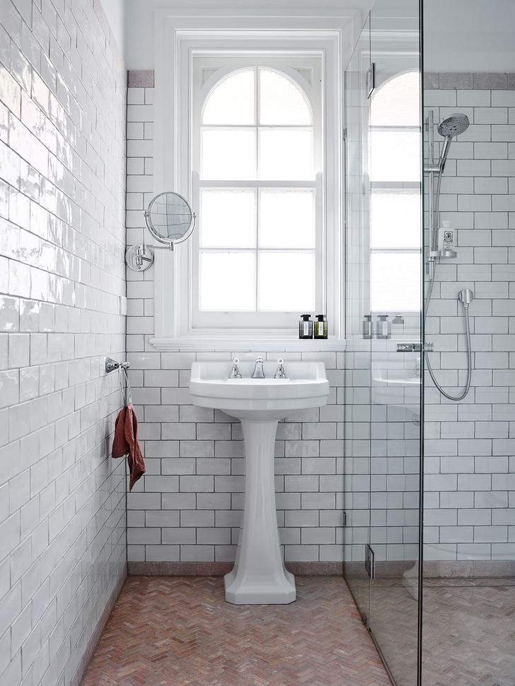 Маленькая ванная: 7 главных правил (фото 20)