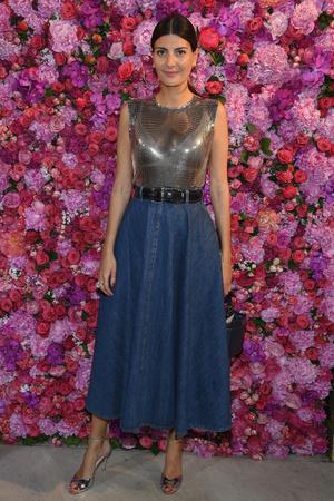 Звезды на показе Schiaparelli Couture в Париже (фото 6.1)