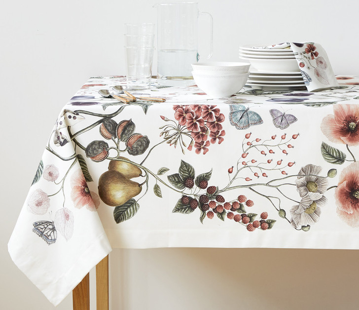 Топ 10: Праздник урожая. Овощи, фрукты и ягоды на предметах декора фото [11]