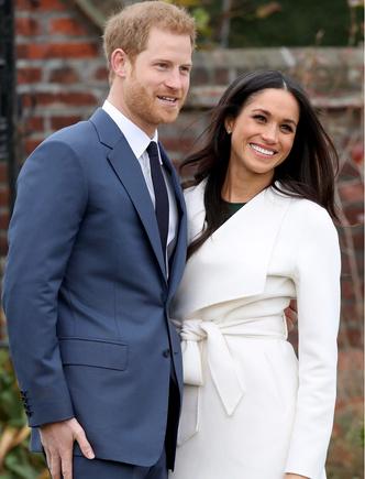 Фото дня: принц Гарри и Меган Маркл после объявления о помолвке (фото 5)