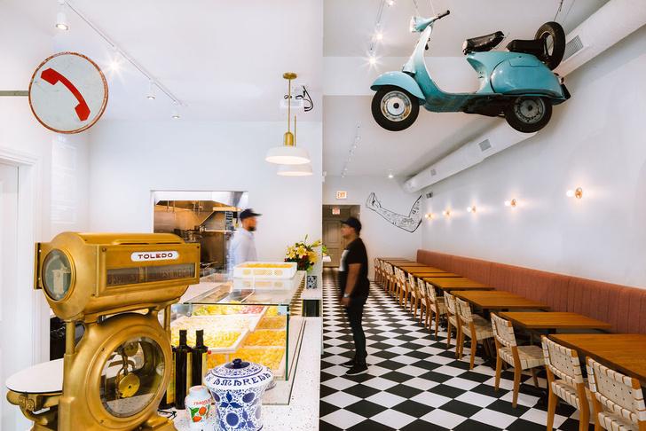 Паста-бар Tortello в Чикаго (фото 0)