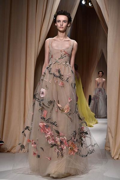 Показ Valentino Haute Couture   галерея [1] фото [20]