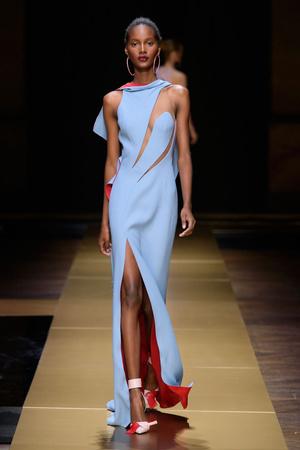 Atelier Versace | Подиум на ELLE - Подиум - фото 4568