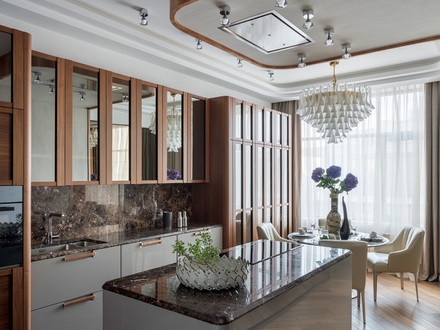 Квартира 100 м²: проект Александра Кривицкого (фото 8)