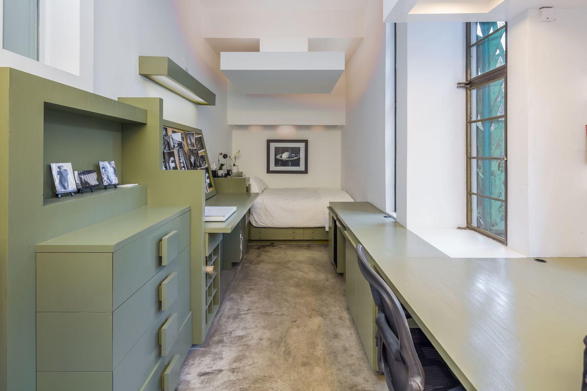 «Дом Самуэля-Новарро» по проекту Ллойда Райта вновь выставлен на продажу (галерея 7, фото 5)