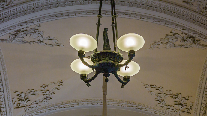 Эрмитаж, Зимний дворец, Philips, освещение