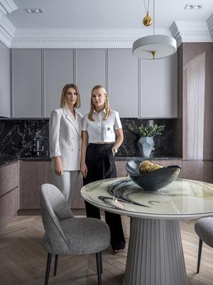 Квартира 102 м2 в Москве (фото 1)