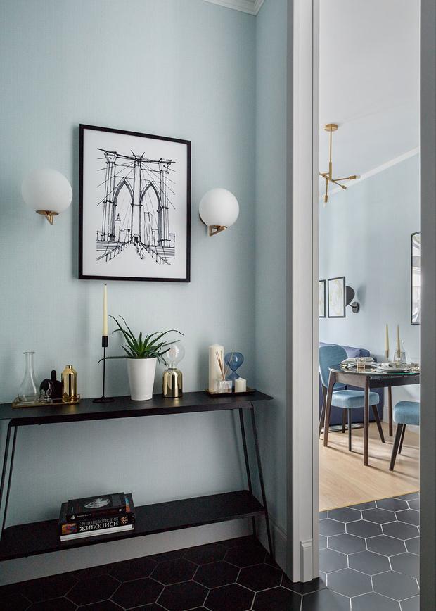 Квартира 46 м²: проект Ольги Луис (фото 2)