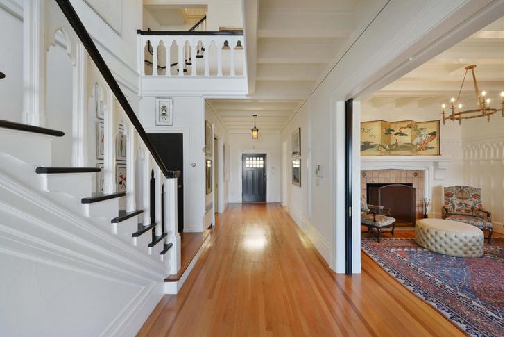 Дом Николаса Кейджа в Сан-Франциско (фото 5)