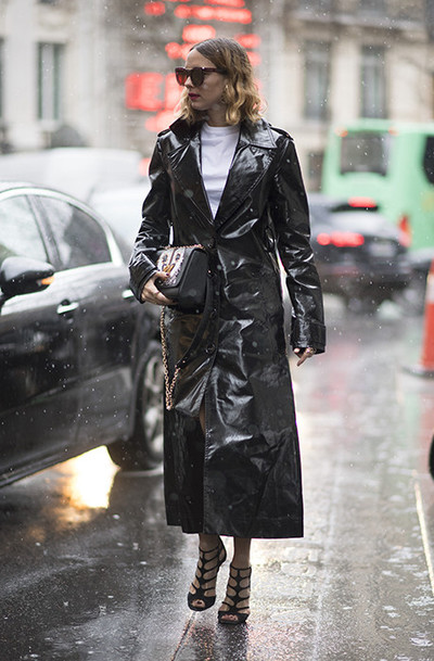 How to dress in the rain: | gallery [1] photo [6]