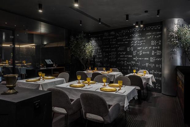 Греческий ресторан «Пифагор» в Москве (фото 15)