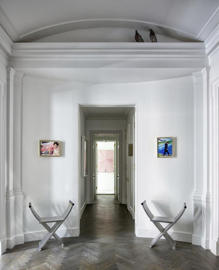 Клуб знатоков: нью-йоркская квартира с шедеврами искусства (фото 16)
