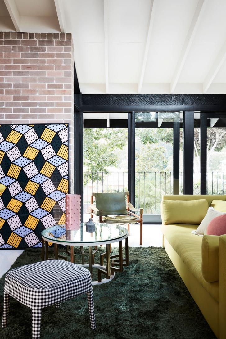Эклектичный дом в пригороде Сиднея (фото 0)