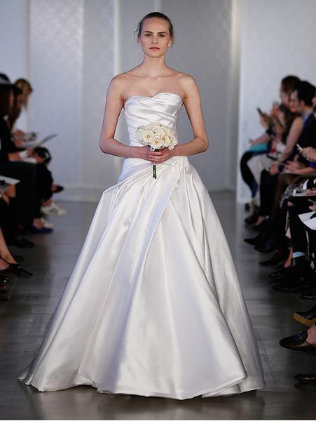 Лучшие коллекции Недели свадебной моды | галерея [3] фото [24]