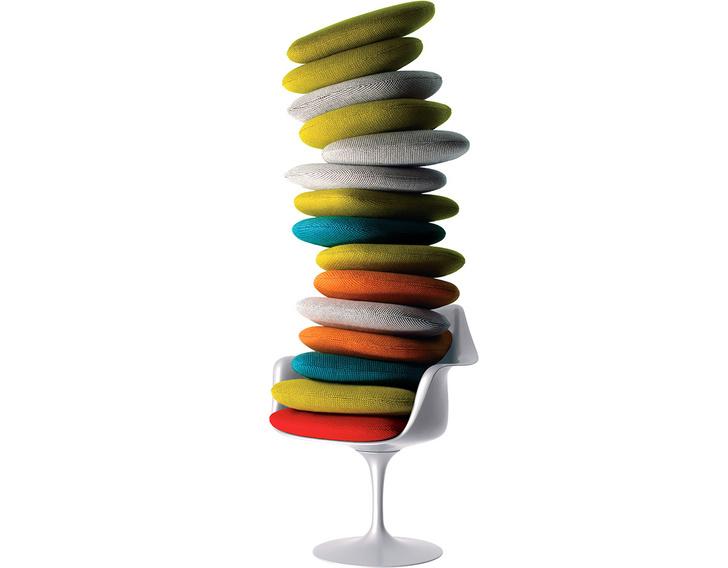Культовый объект: стул Tulip Ээро Сааринена (фото 20)