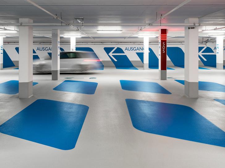 Новый университет в Дюссельдорфе по проекту J. Mayer H. (фото 9)