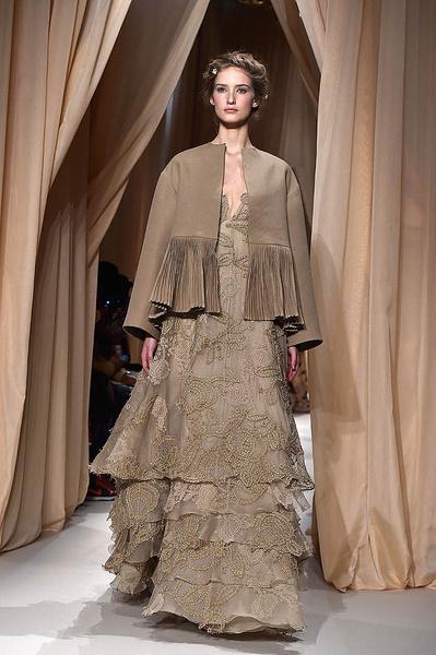 Показ Valentino Haute Couture   галерея [1] фото [3]