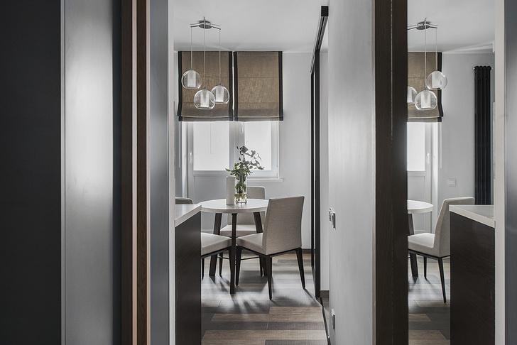 Квартира 38 м² для отдыха после работы (фото 10)