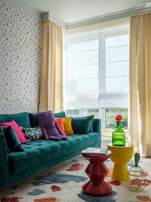Яркий дом 500 м² по проекту Нади Зотовой (фото 16.1)