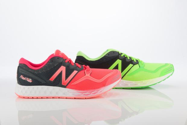 New Balance создали новые беговые кроссовки Zante