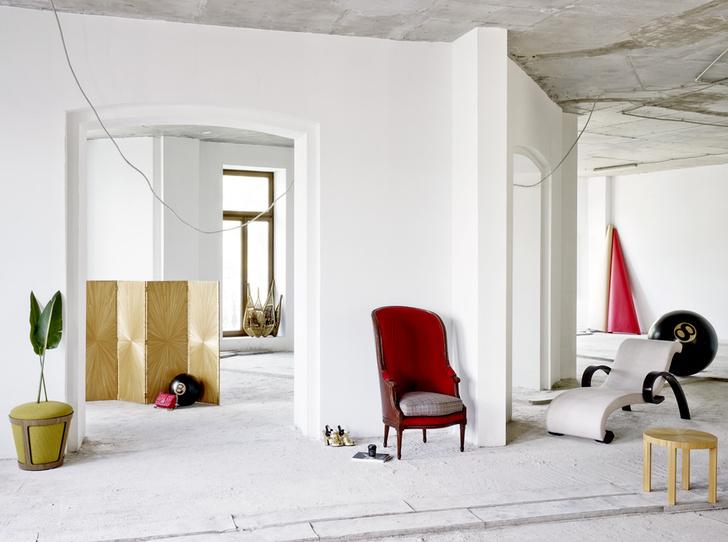 Мебель и аксессуары от знаменитых модных Домов