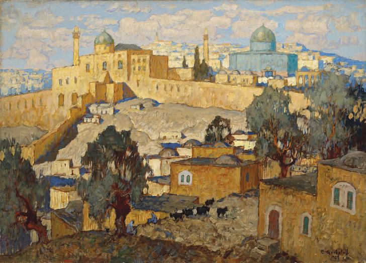 Шедевры русского искусства на выставке Christie's в Москве (фото 0)
