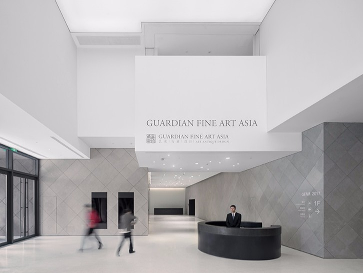 Новая штаб-квартира аукционного дома Guardian Art Center (фото 9)