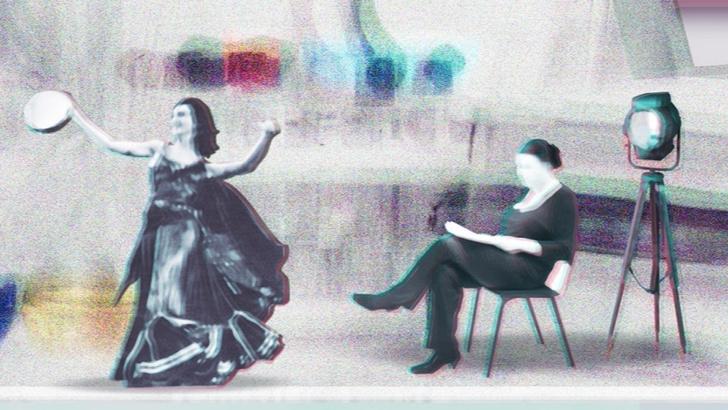 Интерактивная выставка к 140-летию ГИТИСа (фото 4)
