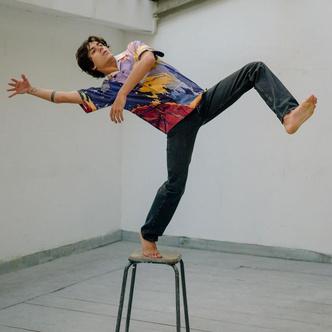 Мужчина, на которого мы подписались: танцор Лео Уолк (фото 6.2)