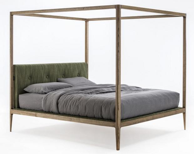 Сон в летнюю ночь! Топ-25 кроватей Миланского мебельного салона (фото 26)