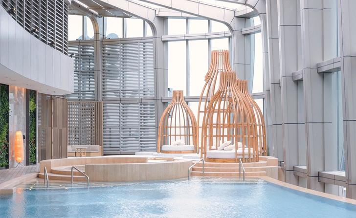 Hyatt Place Hotel: новая дизайн-точка на туристической карте Китая (фото 4)