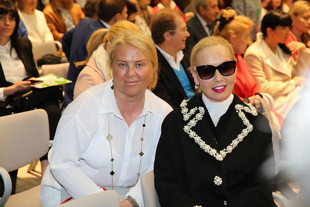 Тамара Шкулева и Нелли Кобзон