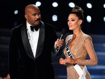 В Лас-Вегасе выбрали победительницу конкурса «Мисс Вселенная — 2017» (галерея 4, фото 7)
