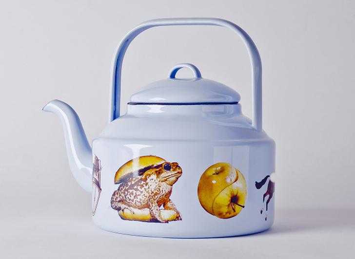 Чайник «со свистком»: неэлектрические чайники для стильной кухни (фото 6)