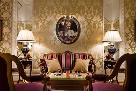 Любимые отели знаменитостей | галерея [1] фото [4]